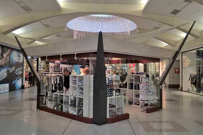 Fortitudo, inaugura Temporary Store al Gran Reno