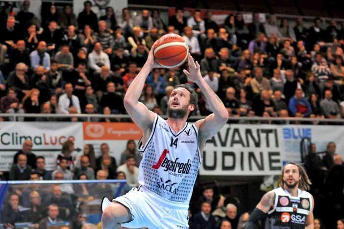 Virtus, Guido Rosselli pre match Treviso