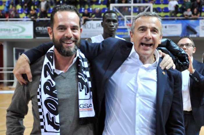 Udine, il presidente Pedone parla del match contro la Virtus
