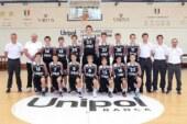 U14, l'Unipol Banca vince a Vignola