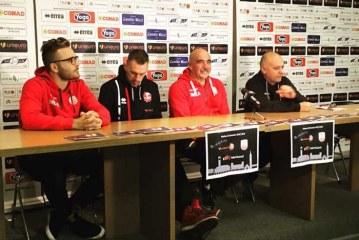 Imola, conferenza stampa congiunta per il derby