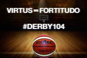 #DERBY104: compila il form e vai a cena con la Virtus
