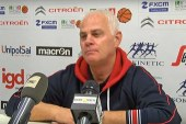 Trieste, Eugenio Dalmasson post match Virtus