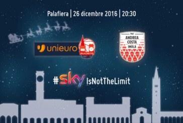 Il derby di Natale tra Forlì-Imola è alle porte