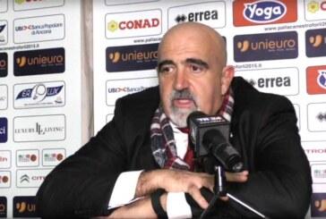 Garelli e Ticchi post match Forlì-Imola