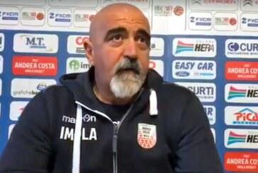 Giampiero Ticchi pre match Forlì