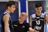 """U16, Giordano Consolini """"Bello veder crescere i ragazzi""""!"""