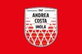 Imola, Luca Valentini pre match Urania Milano