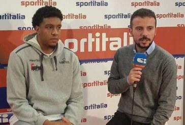 Virtus, Lawson e Penna al MotorShow da SportItalia