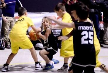 Minibasket, domani alle 18:00 la festa Virtus