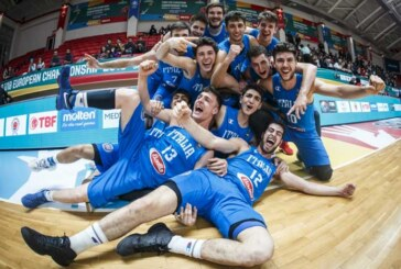Nazionale U18, dopo il bronzo le parole degli Azzurrini