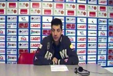 Imola, Patricio Prato pre match Forlì