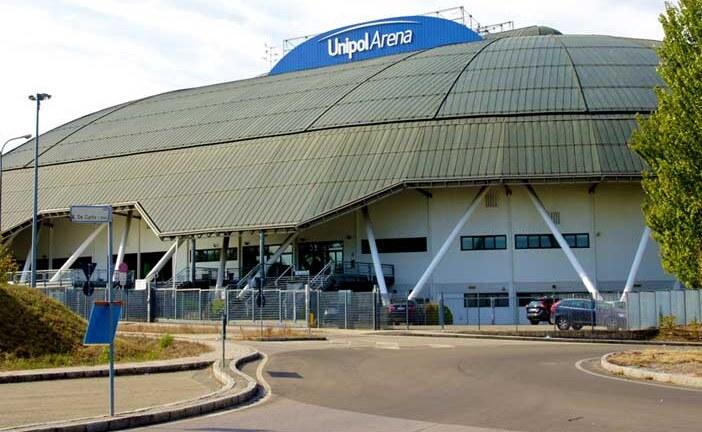 Fortitudo, le partite casalinghe si giocheranno all'Unipol Arena