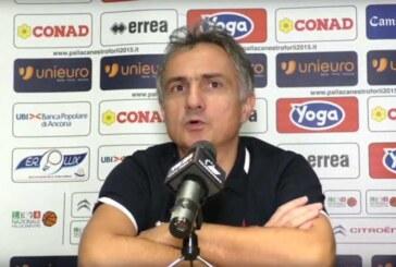 Giorgio Valli post match Fortitudo
