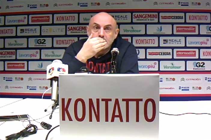 A2 Playoff – Semifinale Gara1, Boniciolli post match Trieste