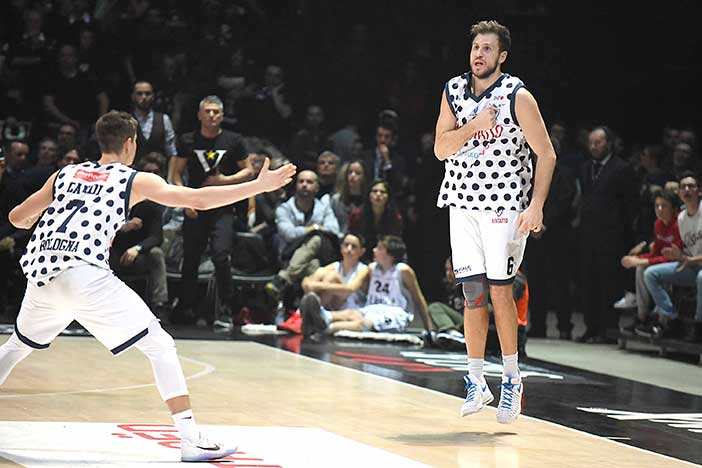 Mancinelli e Michelori ospiti a BasketCity su Trc
