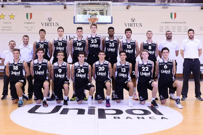 U20, l'Unipol Banca vince contro Reggio Emilia