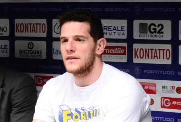Montegranaro, Amoroso e Ceccarelli post match Fortitudo