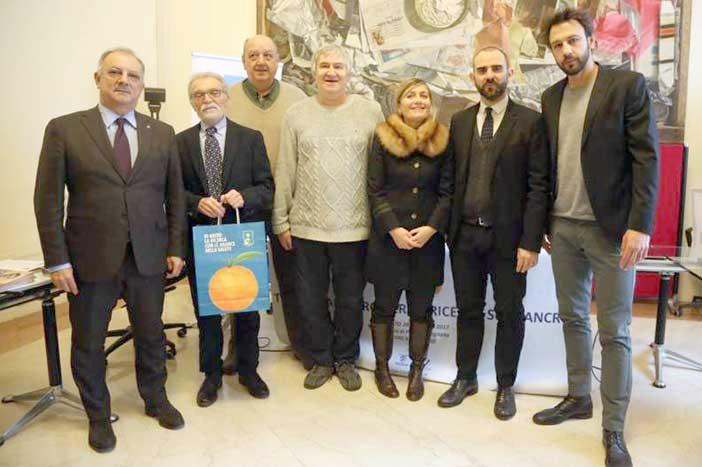 """Torna l'iniziativa dell'AIRC """"Le arance della salute"""""""