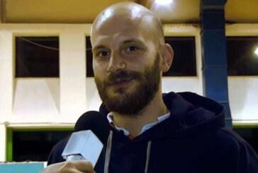Damiano Cagnazzo post match Virtus
