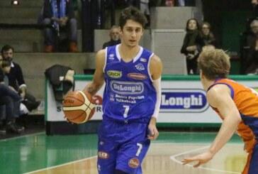 Davide Moretti, pre match Virtus Bologna