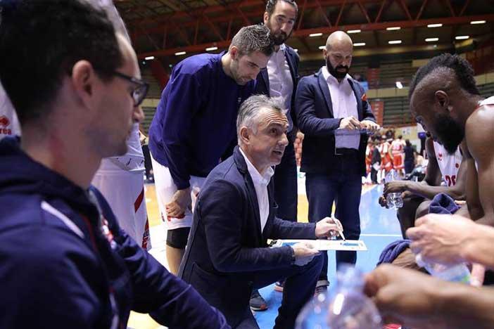 Giorgio Valli pre match Imola