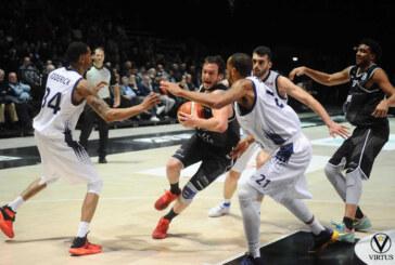 A Treviso quarta sconfitta consecutiva per i bianconeri