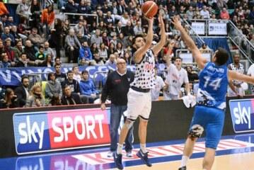 Luca Campogrande ancora fermo