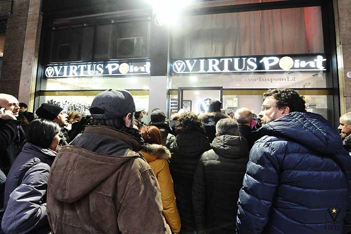 Per chi acquista al Point Virtus-Ferrara a prezzo speciale