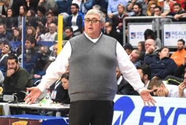 Stefano Pillastrini nuovo coach della Grissin Bon