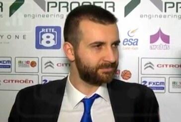 Imola, Emanuele Di Paolantonio è il nuovo coach
