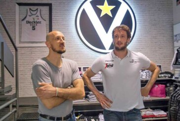Abbio e Rosselli al Virtus Point