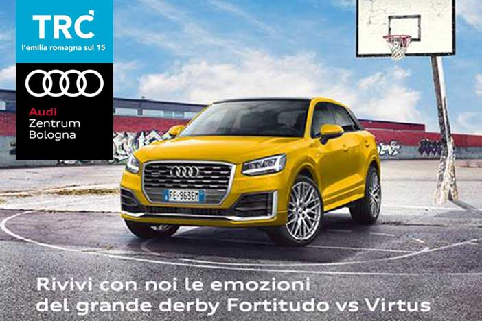 "18/04 questa sera ""Basket City"" all'Audi Zentrum"