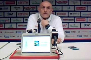 A2 Playoff – Semifinale Gara1, Boniciolli pre match Trieste