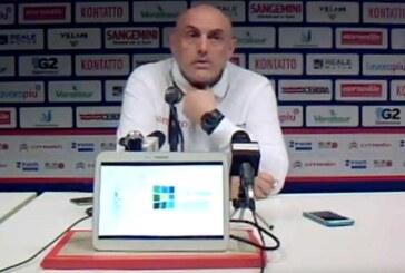 A2 Playoff – Ottavi Gara1, Boniciolli pre match Agrigento