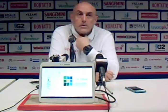 Fortitudo, Boniciolli post match Trieste