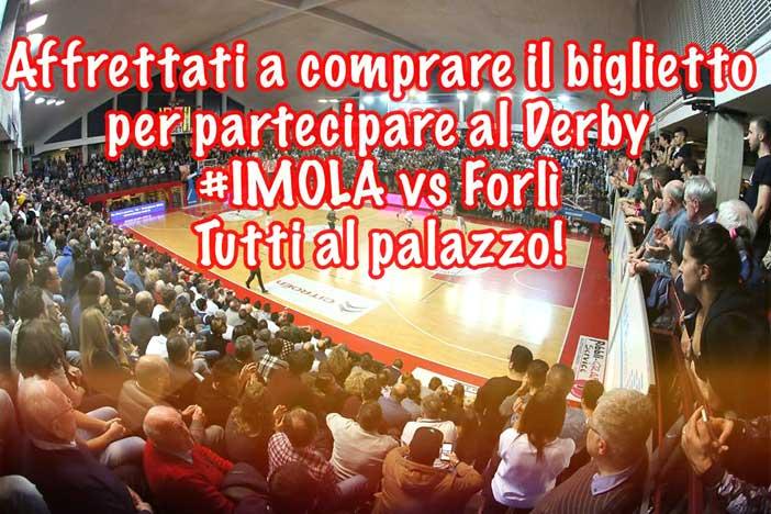 Imola, stagione di Derby stagione di Acquapark!