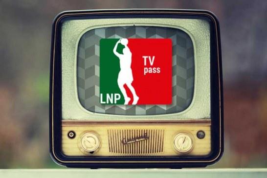 Supercoppa LNP 2017 e Stagione di Serie A2 su LNP Tv Pass