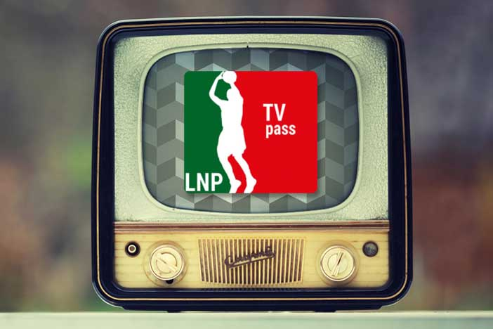 08/04 – 18:00: Treviso-Imola su LNP Tv Pass