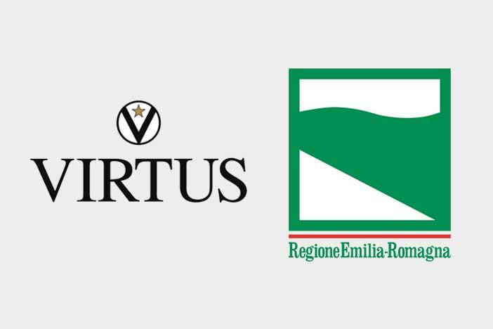 Virtus premiata dalla Regione Emilia-Romagna