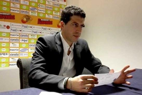Fortitudo, Antimo Martino è il nuovo allenatore