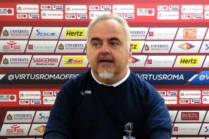 A2 Playoff – Ottavi Gara3, Ciani pre match Fortitudo Bologna