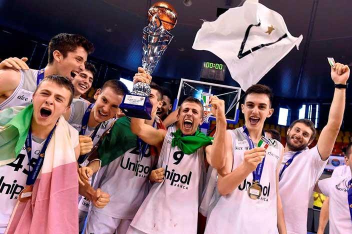 U18, l'Unipol Banca Campione d'Italia Under 18 Eccellenza