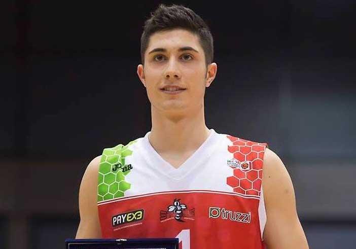 Andrea Costa, ufficiale l'arrivo di Davide Alviti