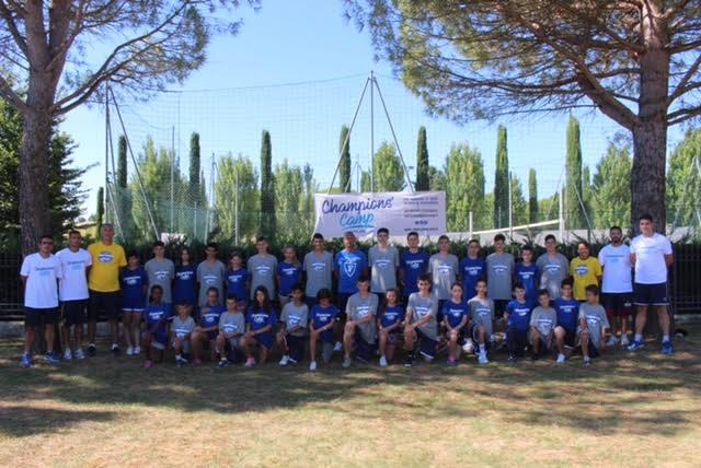Fortitudo, il camp estivo si sposta a Cingoli (Macerata)