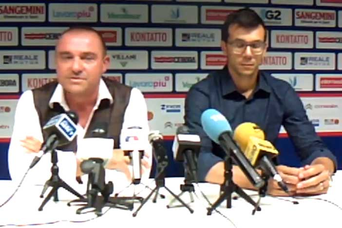 Fortitudo, le parole di Carraretto pre match Mantova