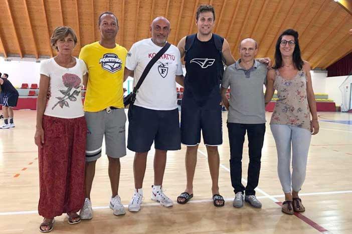 Fortitudo, rinnovata la collaborazione tra Academy 103 e l'ASD Trottola Sport Porretta