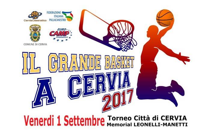 Fortitudo e Imola, venerdì impegnate al Torneo di Cervia