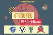 Virtus, il prossimo week-end al Torneo Meridiana a Olbia