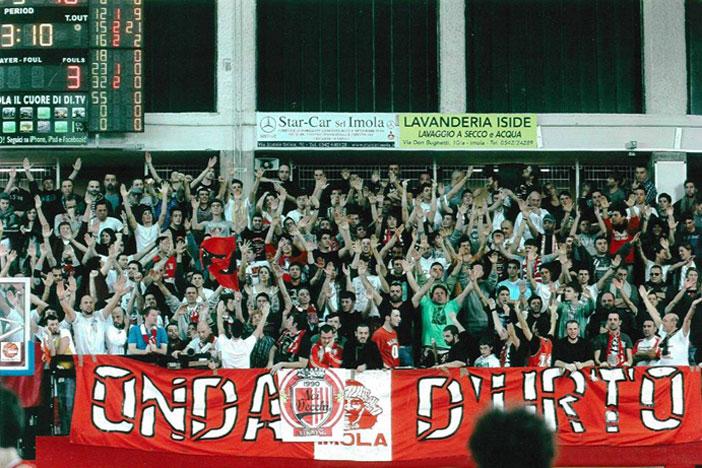 Comunicato dei tifosi organizzati Onda d'Urto 1993
